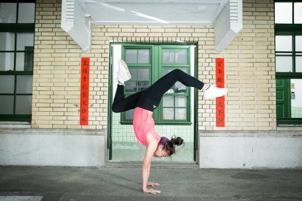 北一女退休老師俞齊親:50歲後,身體也可以這麼「狂」!