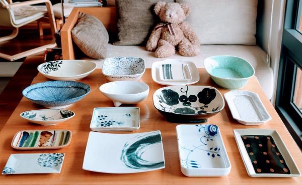 餐具怎麼擺,家中更優雅?葉怡蘭:「不圓」的盤之必要