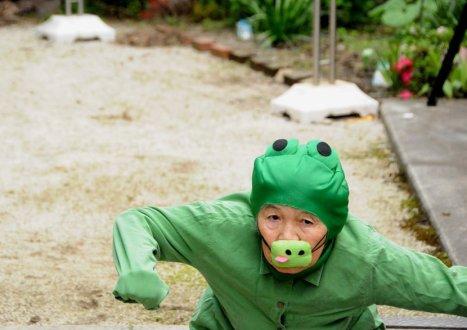 日本最有戲的88歲攝影師,西本喜美子