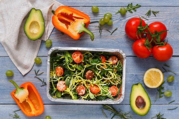 想到70歲都還有腰身,請以蔬菜取代飯當主食
