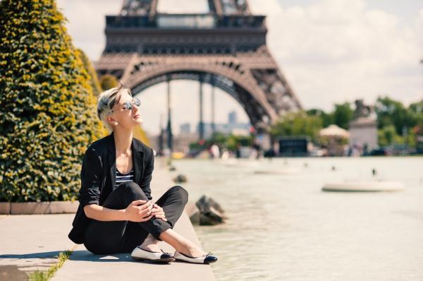 法國女人為何年長更優雅? 「舒服」不等於邋遢