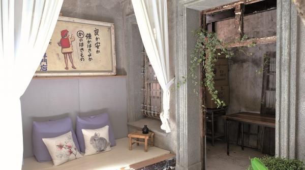 衣、食、住,台南日式風情巷弄之旅