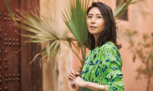 每天找出一件幸福的事!日劇女王松嶋菜菜子:40歲以後的人生,要更有餘裕地活