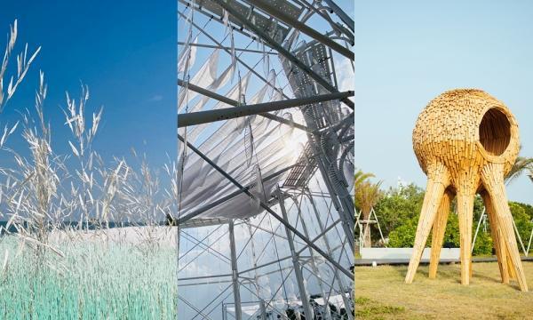 旅行要讓心靈充飽電!全台3場地景藝術節,在露天美術館發現在地之美