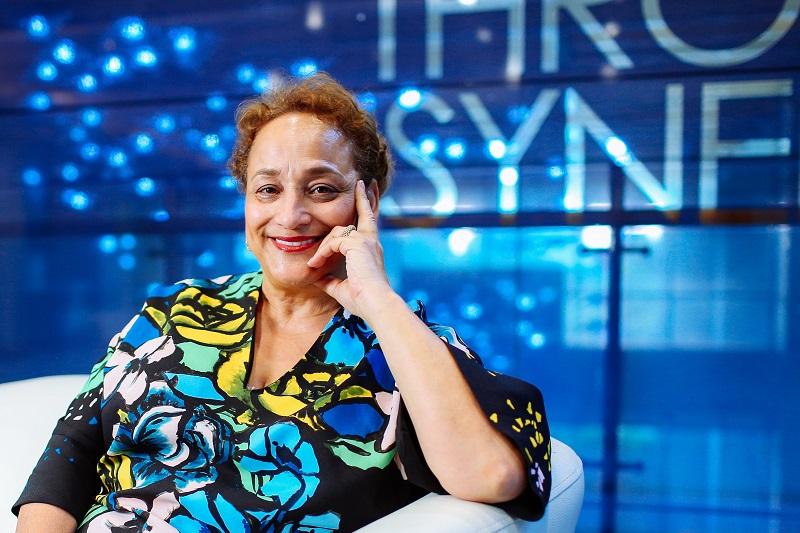 獨家專訪AARP執行長Jo Ann Jenkins:50歲後,成為自己想變成的那個人
