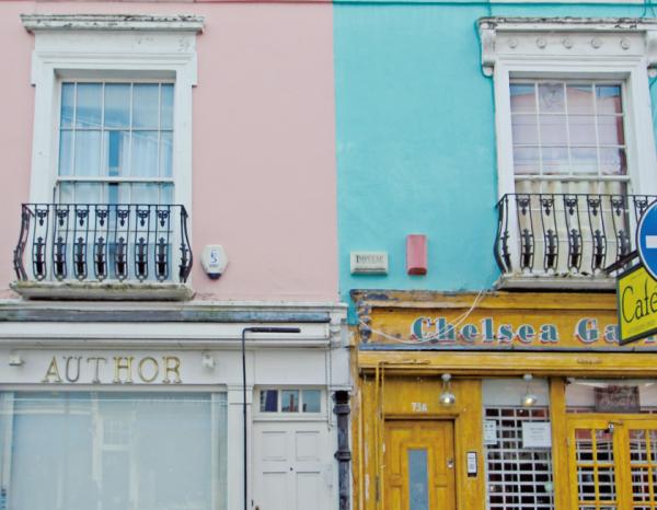 青春在此重來,倫敦諾丁丘文青小店散步之旅
