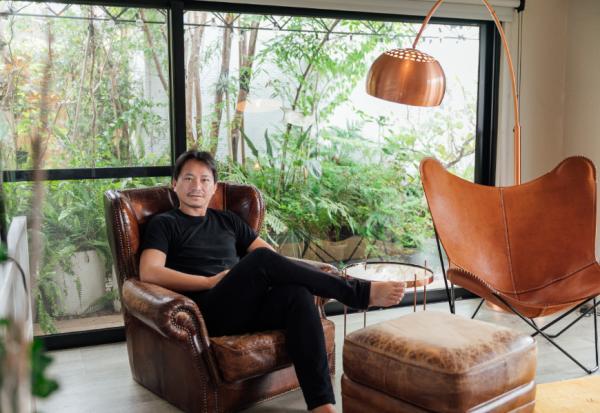 打造讓人不想出門的療癒花園!景觀建築師吳書原:如何讓40年老公寓比五星飯店還舒服?