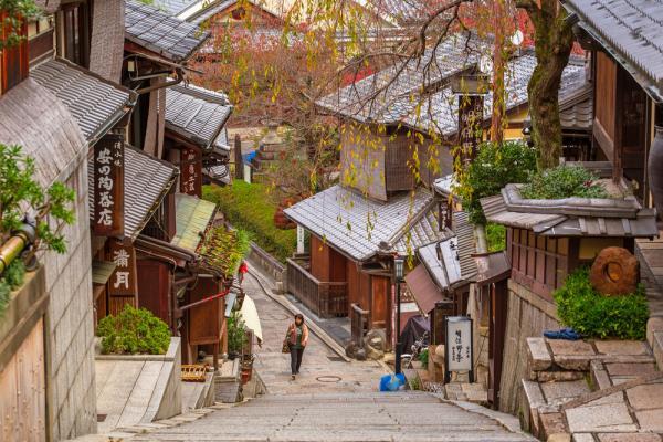 紅葉、炊飯、鰻魚火鍋,一個人的京都秋日小旅行
