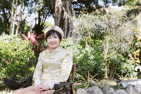 輪椅族也能無障礙玩遍國內外!輪椅導遊黃欣儀:靠自己的力量旅行,是最快樂的事