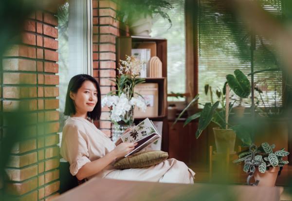 室內植物如何布置才療癒?植物風格師Yuty:4個秘訣,讓家變成美美的綠空間