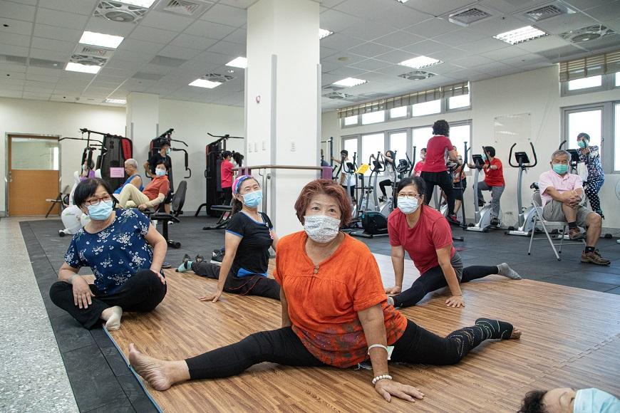 半年內體適能分數從41進步到81分!彰化縣不老健身房,如何翻轉長者健康?