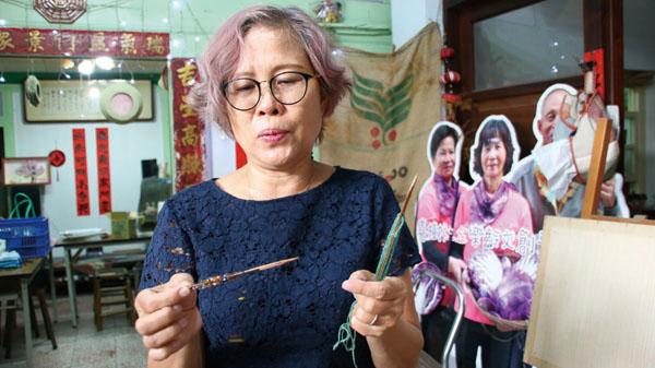 【綠主張】爆紅魚筆袋,讓漁村阿嬤賺錢也賺生活夥伴