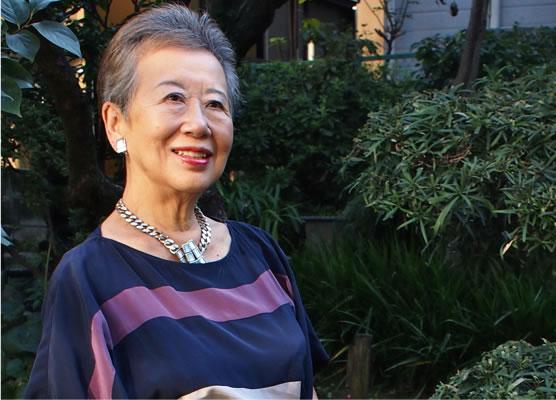 作家桐島洋子:50歲的林住期,適合放下包袱重新思考人生的意義