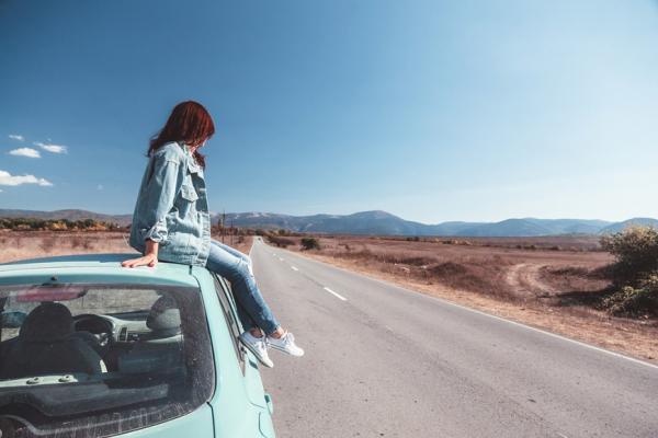 彭樹君專欄|56歲女子一人自駕遊!把世界變大,個人的煩惱就變小了