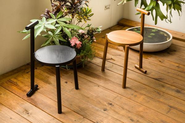 【50+選品】日本觀察之樹 Kino Stick魔杖椅