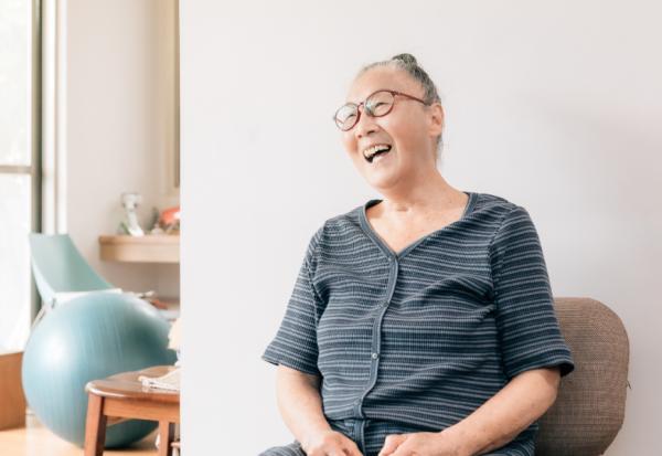 快樂走路就是跳舞!台灣人體模特兒始祖林絲緞:每個身體都有文化,並非林志玲才是美