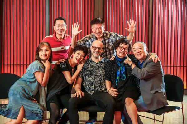 台灣第一次!60+素人兩廳院公開談性:慷慨,會讓人快樂