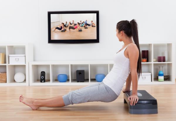 林黛羚專欄|待在家也要運動!把你家改成「速成健身房」的5個重點