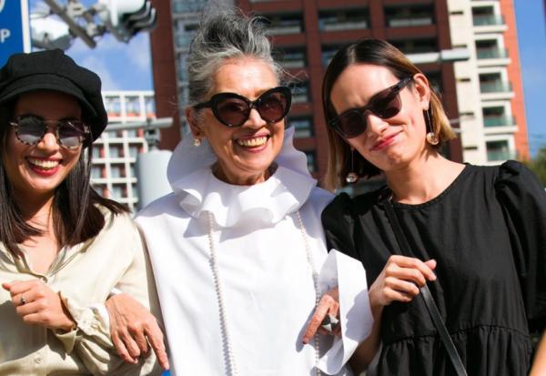 每月都和年輕朋友聚一次!70歲IG網紅內藤朝美,保持時尚愉悅的10個人生關鍵字