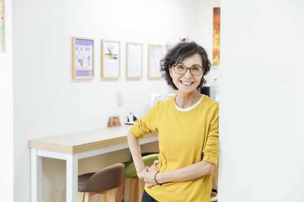 72歲單身的豐富!陳淑麗:盡情快樂助人,走時最好像插頭一樣一拔就離開
