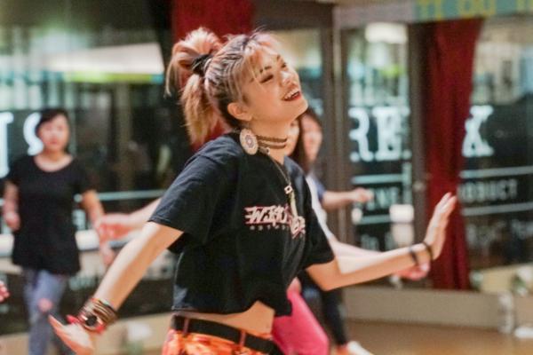 【50+學院xTBC】熟齡街舞-HIP HOP嘻哈街舞課 活動花絮