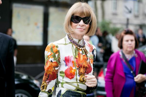 如何穿出熟女的幹練,又不失女人味?跟71歲「時尚惡魔」Anna Wintour學穿搭