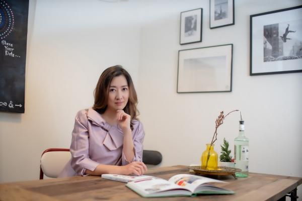 總編輯專訪 鄧惠文:中年女性該有的自覺,我做的都出於自願,我不願的不再被勉強
