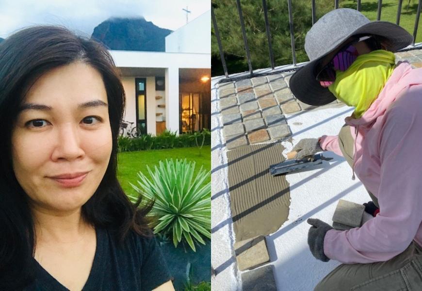 第一次自己蓋房子!退休總經理Lisa到台東長濱蓋夢想小屋,自地自建必知4件事