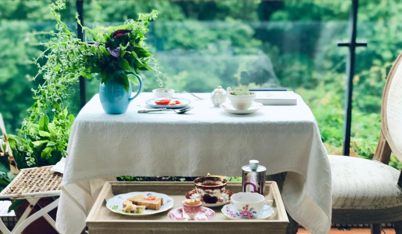 Grace的優雅餐桌儀式:不將就,生活才有熱情