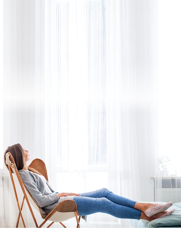 在家如何「高品質放鬆」?